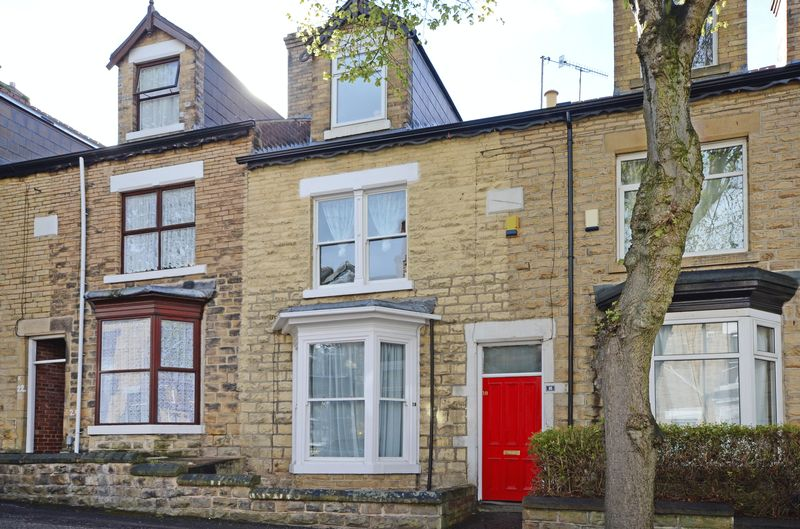 4 Bedrooms Terraced House for sale in Raven Road, Sheffield
