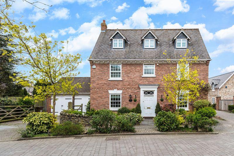 5 Bedrooms Detached House for sale in Waterside Drive, Mountsorrel