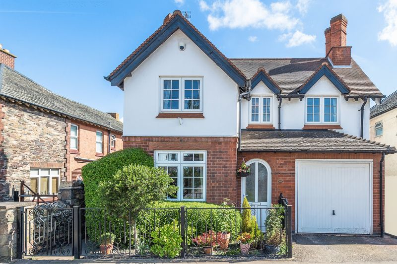 4 Bedrooms Detached House for sale in Main Street, Woodhouse Eaves