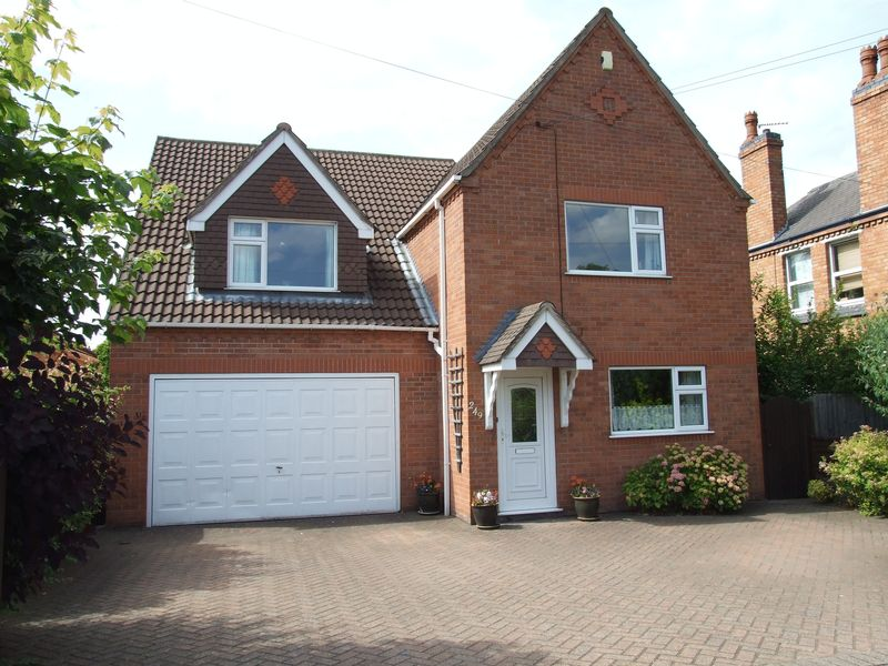 5 Bedrooms Detached House for sale in Forest Road, Loughborough