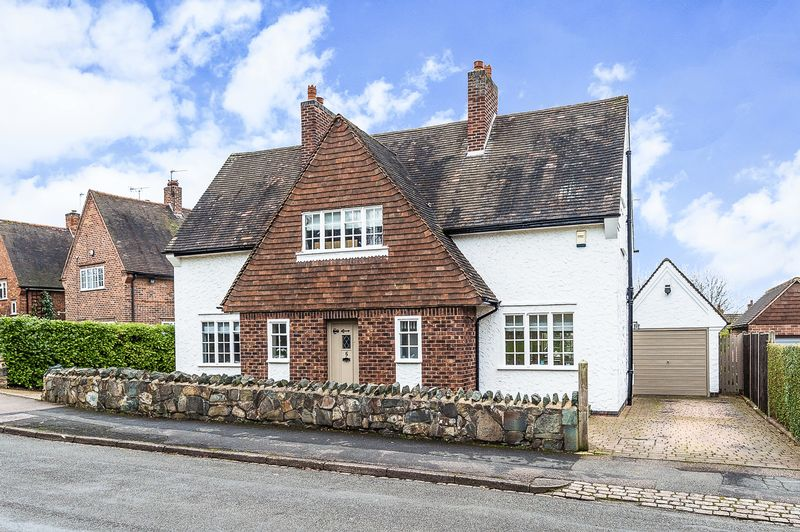 4 Bedrooms Detached House for sale in Pantain Road, Loughborough