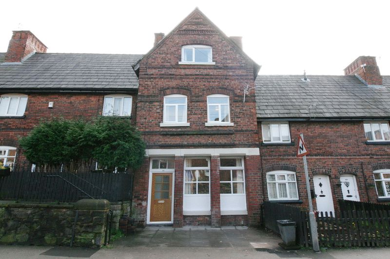 4 Bedrooms Terraced House for sale in Leigh Road Howe Bridge Atherton Manchester.