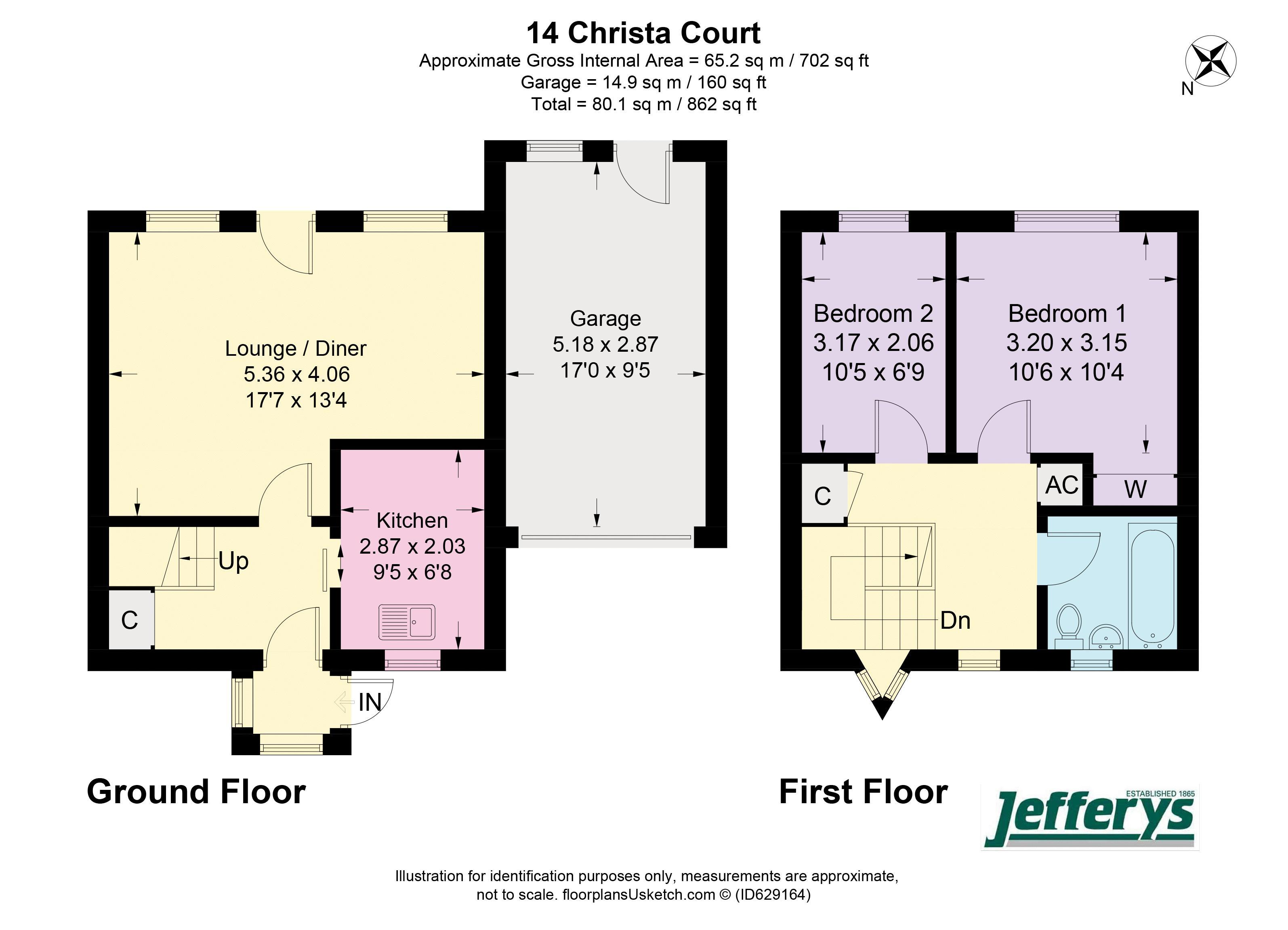 Christa Court Upton Cross