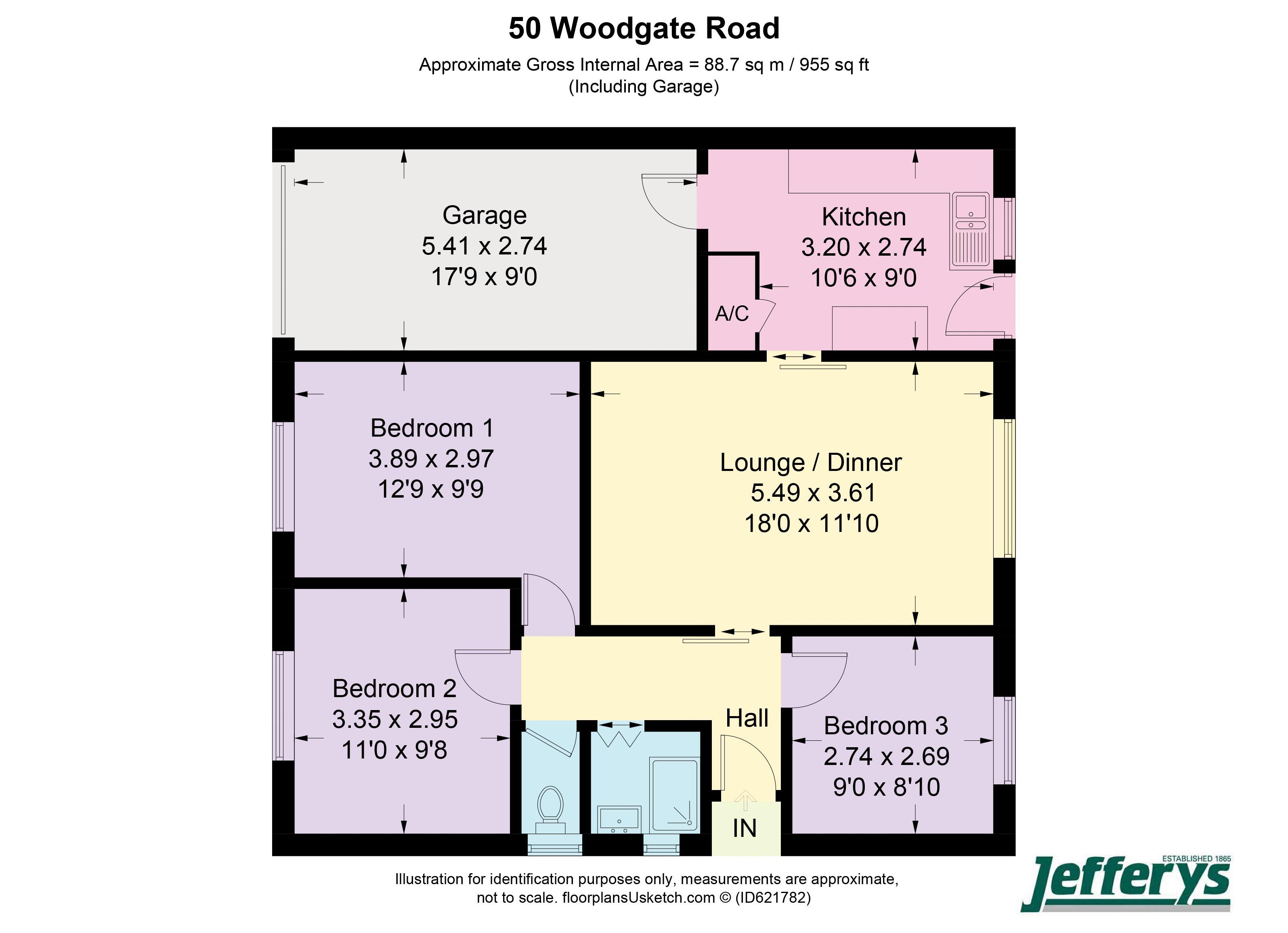 Woodgate Road