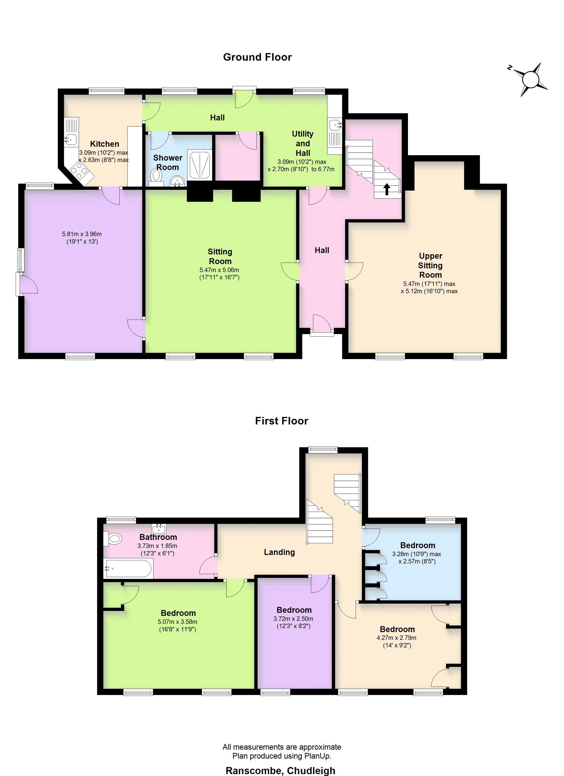 Floorplan Ranscombe