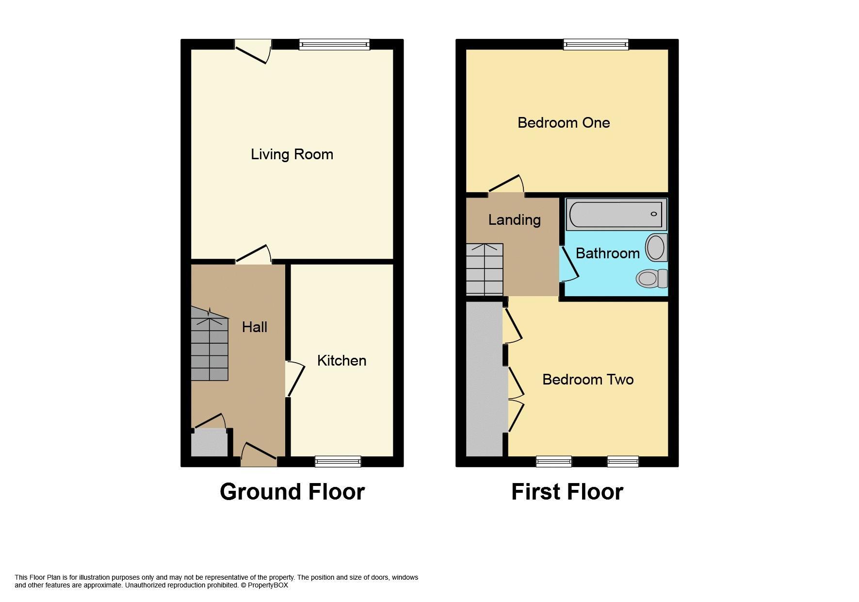 55 Smith Field Floorplan