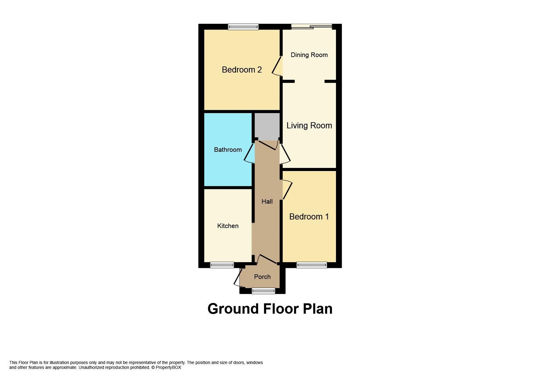 48 Parkway Floorplan
