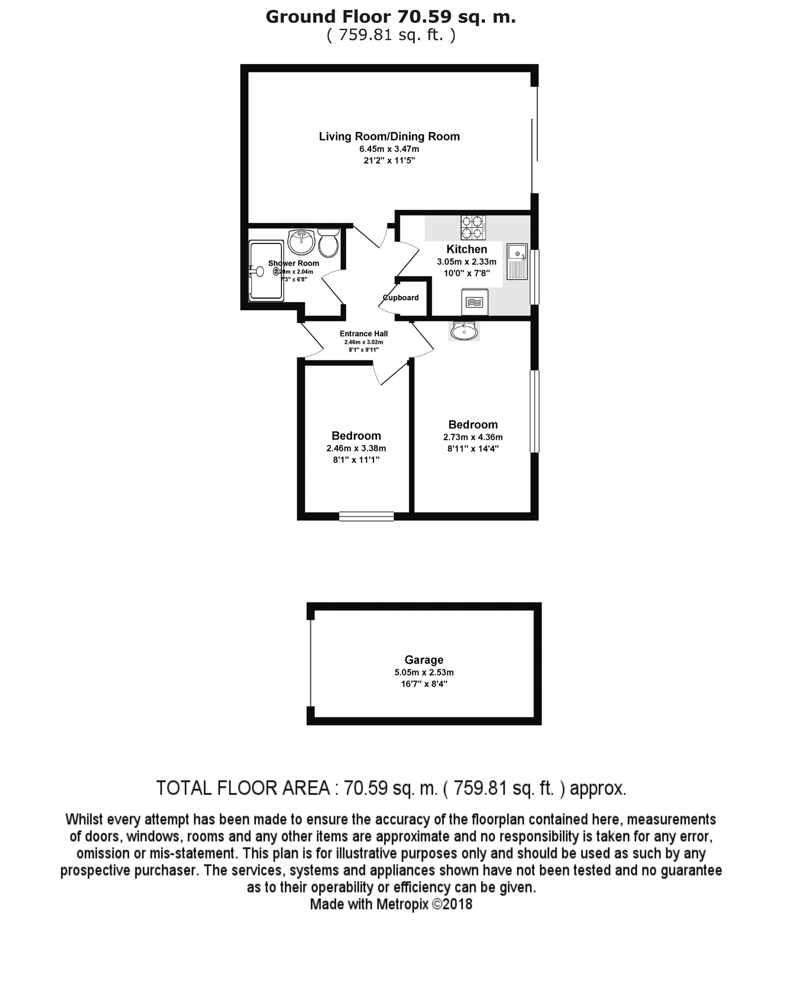 Kimber Court Floor Plan