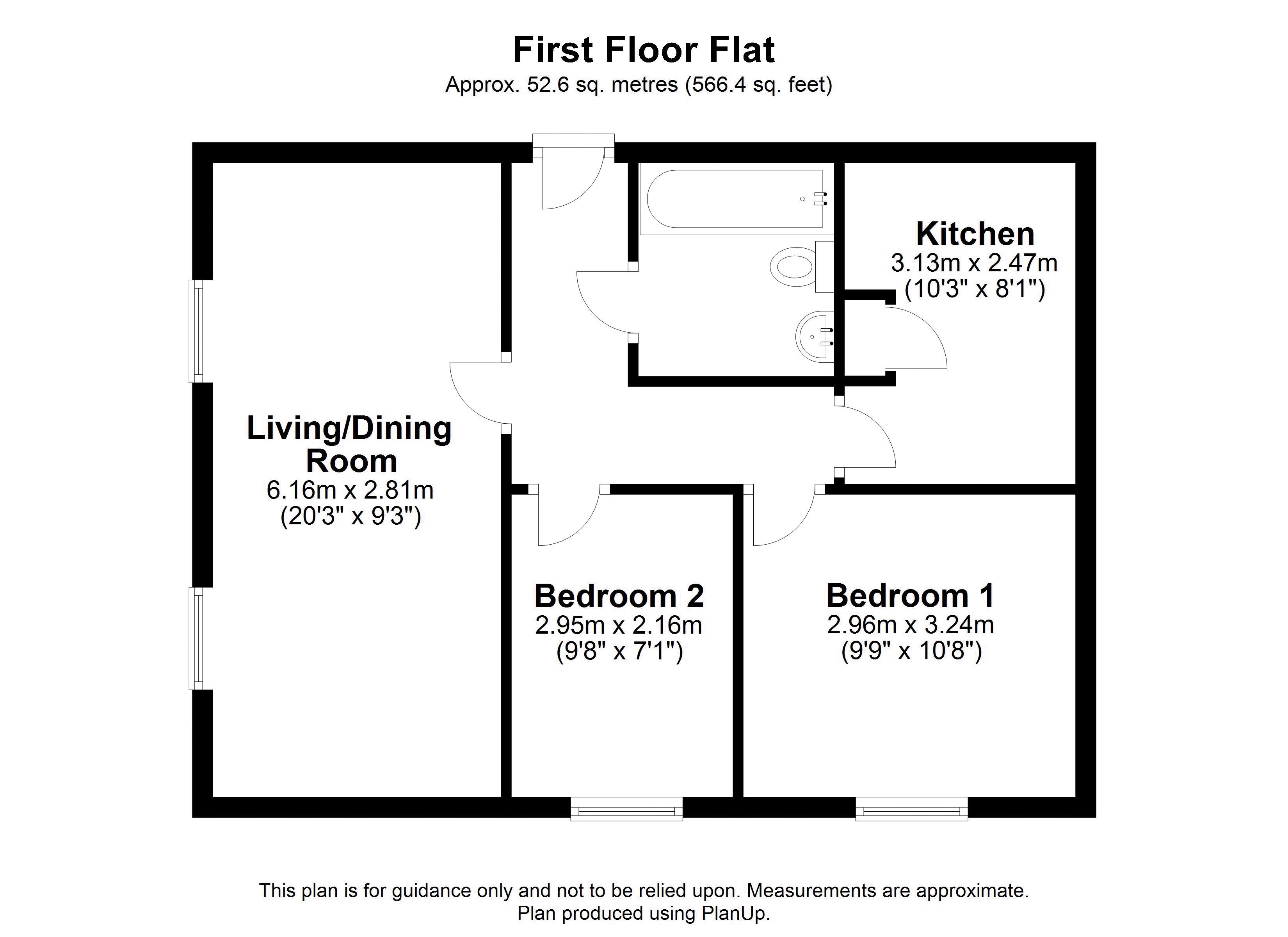 4 Orchid House Floorplan