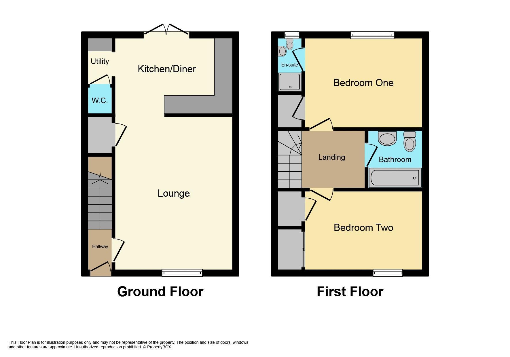 5 Wills Lane Floorplan