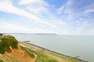 Marine Drive Barton On Sea