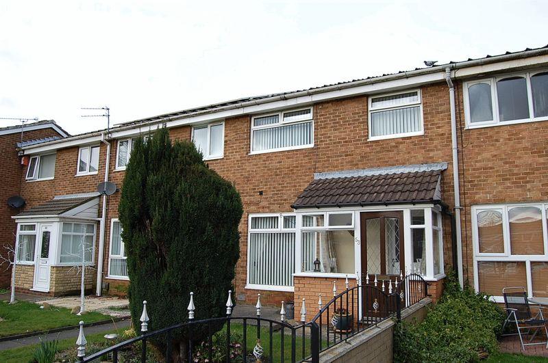 3 Bedrooms Terraced House for sale in Bradford Avenue, Wallsend