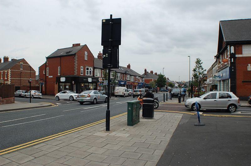 Chillingham Road Heaton