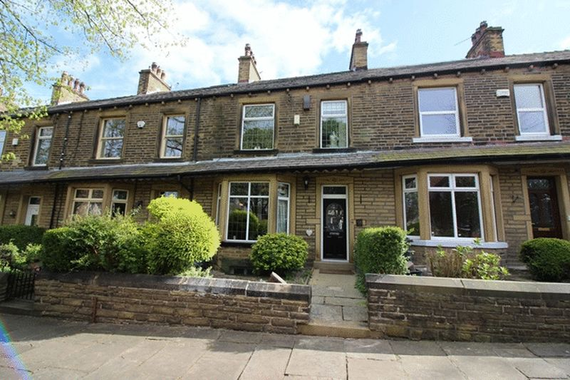 4 Bedrooms Terraced House for sale in St Albans Road, Skircoat Green, Halifax