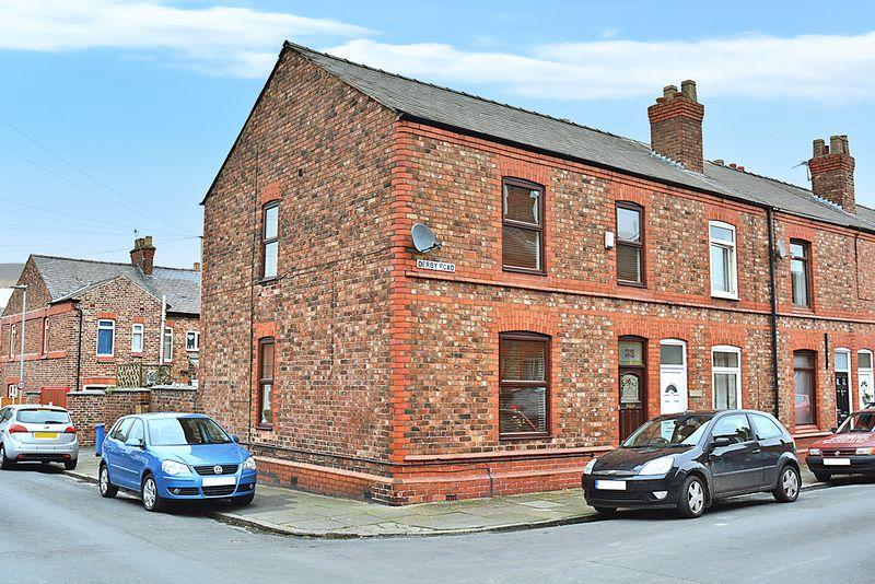 3 Bedrooms Terraced House for sale in Derby Road, Stockton Heath, Warrington