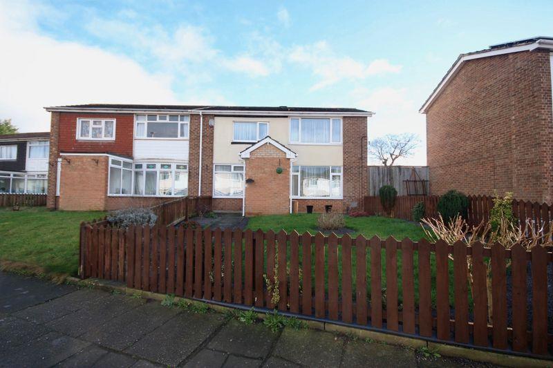 2 Bedrooms Semi Detached House for sale in Malvern Crescent, Darlington