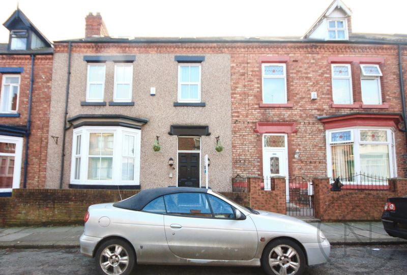 6 Bedrooms Terraced House for sale in Corporation Road, Darlington