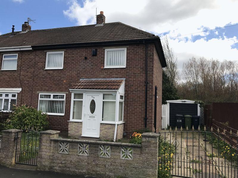 2 Bedrooms Semi Detached House for sale in Hexham Avenue, Hebburn