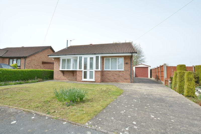 2 Bedrooms Detached Bungalow for sale in Linden Avenue, Branston, Lincoln