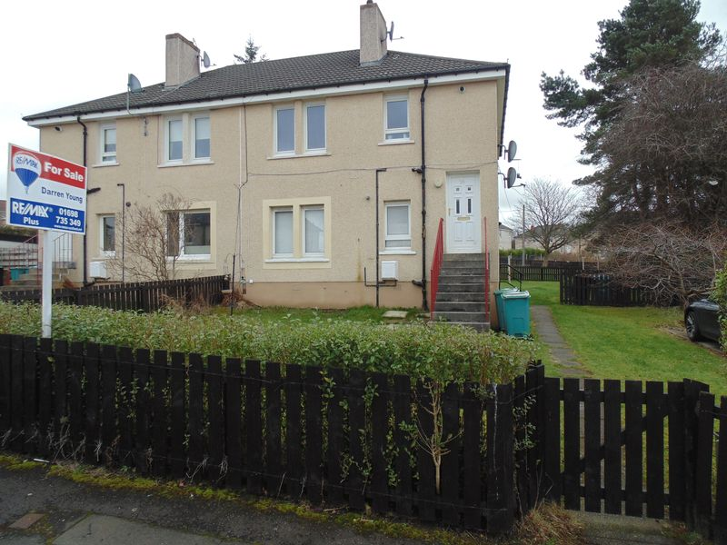 1 Bedroom Flat for sale in Lloyd Street, Motherwell