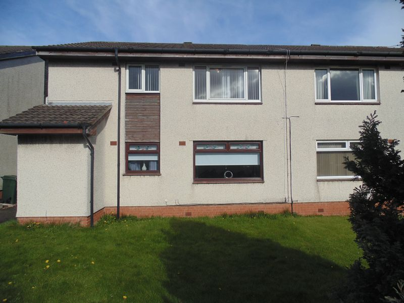 2 Bedrooms Flat for sale in Holly Grove, Bellshill