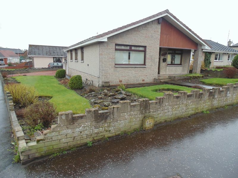 3 Bedrooms Detached Bungalow for sale in Cambusnethan Street, Wishaw