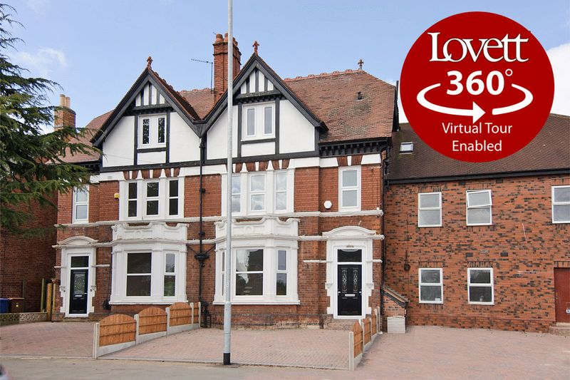 6 Bedrooms Terraced House for sale in Trent Valley Road, Lichfield