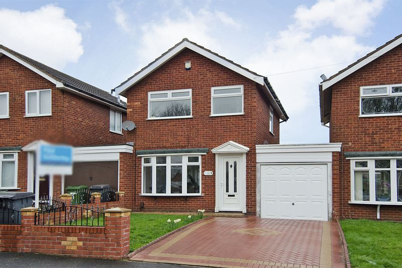 3 Bedrooms Detached House for sale in Jordan Place, Bilston