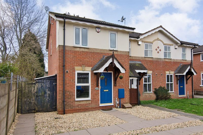 2 Bedrooms House for sale in Epping Close, Walsall