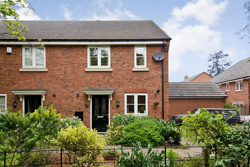 3 Bedrooms House for sale in Mary Slater Road, Lichfield