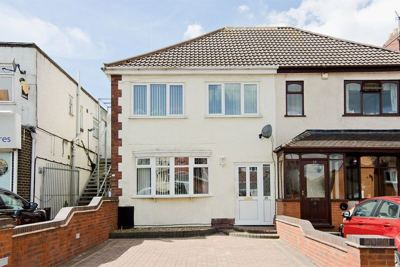2 Bedrooms Semi Detached House for sale in Gorsey Lane, Great Wyrley