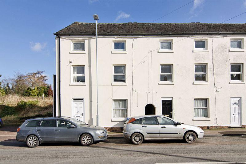 2 Bedrooms Flat for sale in Upper St John Street, Lichfield