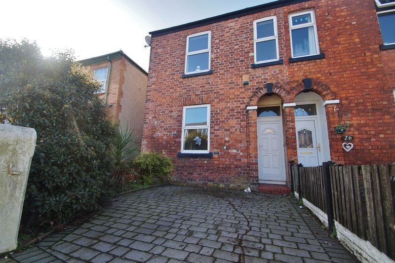 2 Bedrooms Semi Detached House for sale in Duke Street , Southport