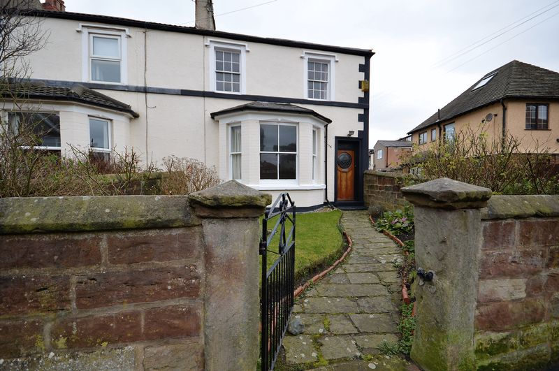 4 Bedrooms Terraced House for sale in Trinity Road, Hoylake