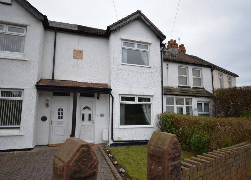 2 Bedrooms Semi Detached House for sale in Frankby Road, Newton