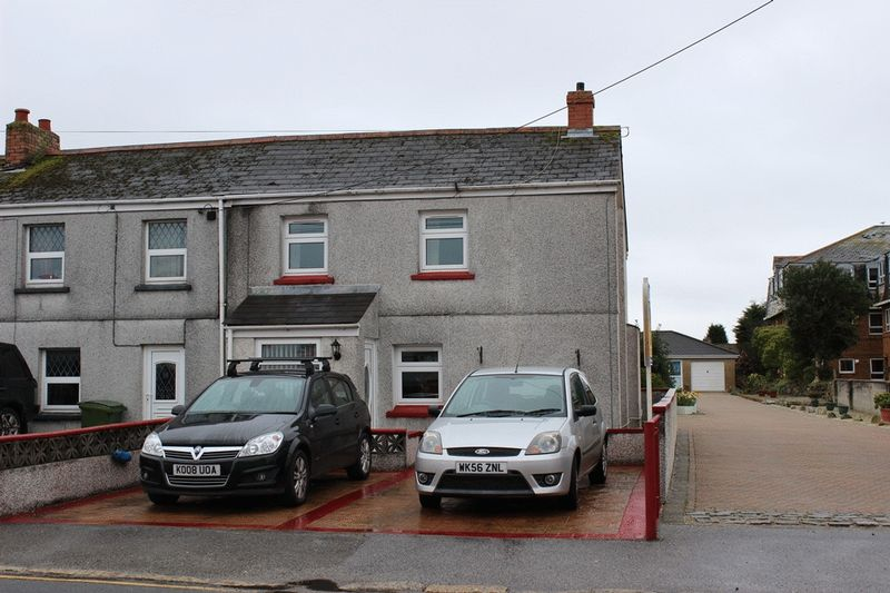3 Bedrooms Terraced House for sale in Clifden Road, St. Austell