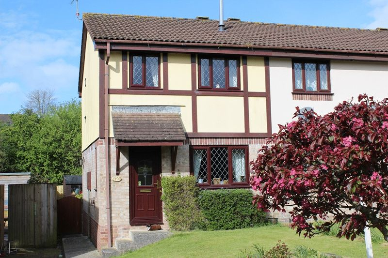3 Bedrooms Terraced House for sale in Longpark Way, St. Austell