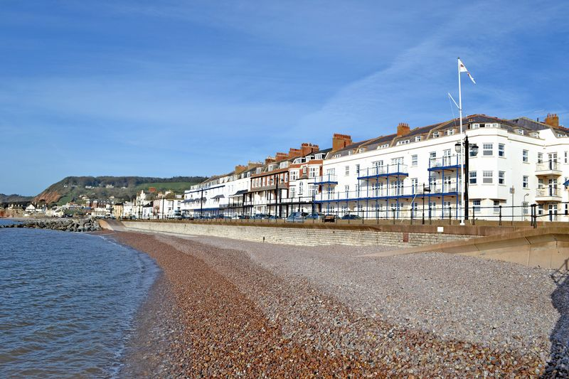 2 Bedrooms Flat for sale in The Esplanade, Sidmouth