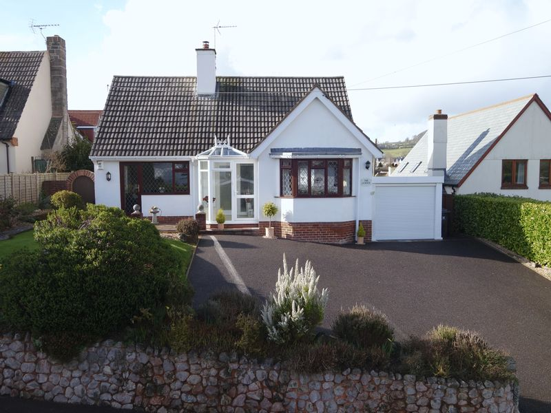 2 Bedrooms Detached Bungalow for sale in Ice House Lane, Sidmouth
