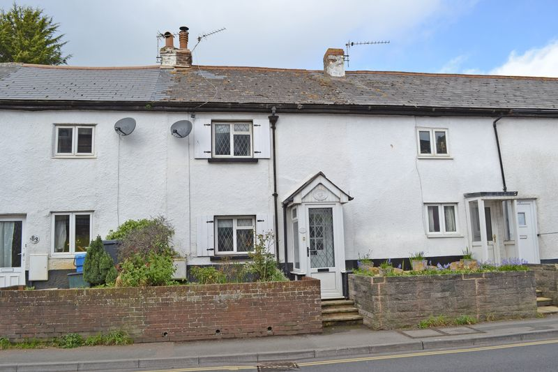 2 Bedrooms Terraced House for sale in Temple Street, Sidmouth
