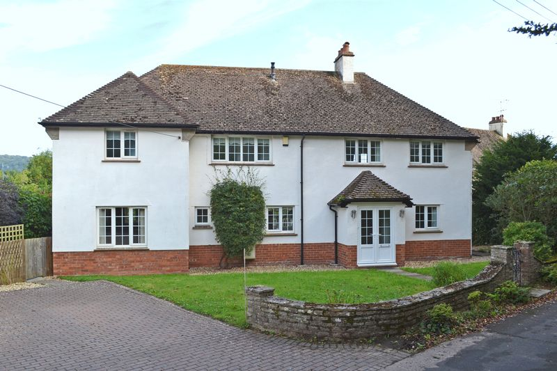 4 Bedrooms Detached House for sale in Cotmaton Road, Sidmouth