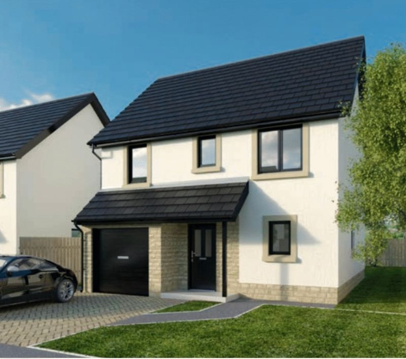 4 Bedrooms Detached House for sale in Bowfield Road, West Kilbride