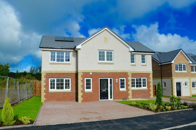 5 Bedrooms Detached House for sale in Cairn Road, Cumnock
