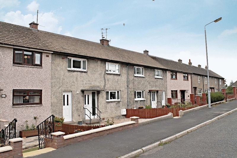 3 Bedrooms Terraced House for sale in Holland Crescent, Cumnock