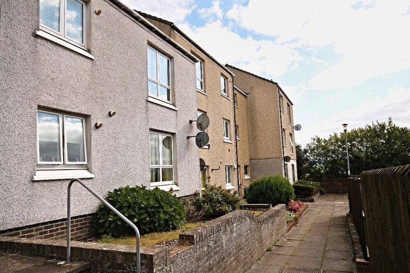 1 Bedroom Flat for sale in Bryants Close, Maybole