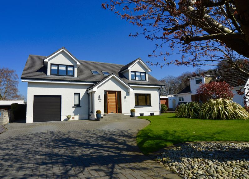 5 Bedrooms Detached House for sale in Mount Charles Crescent, Ayr