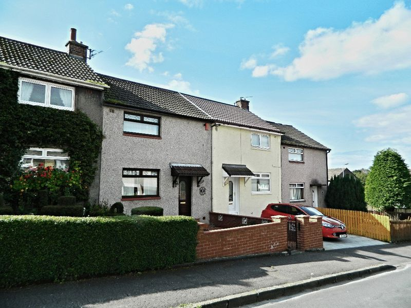 2 Bedrooms Terraced House for sale in Ballochmyle Quadrant, Mauchline
