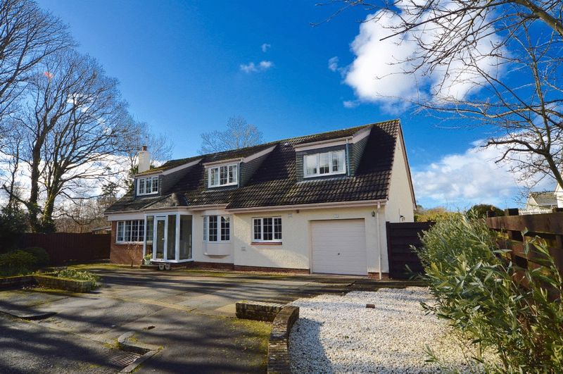 5 Bedrooms Detached House for sale in Upper Crofts, Ayr
