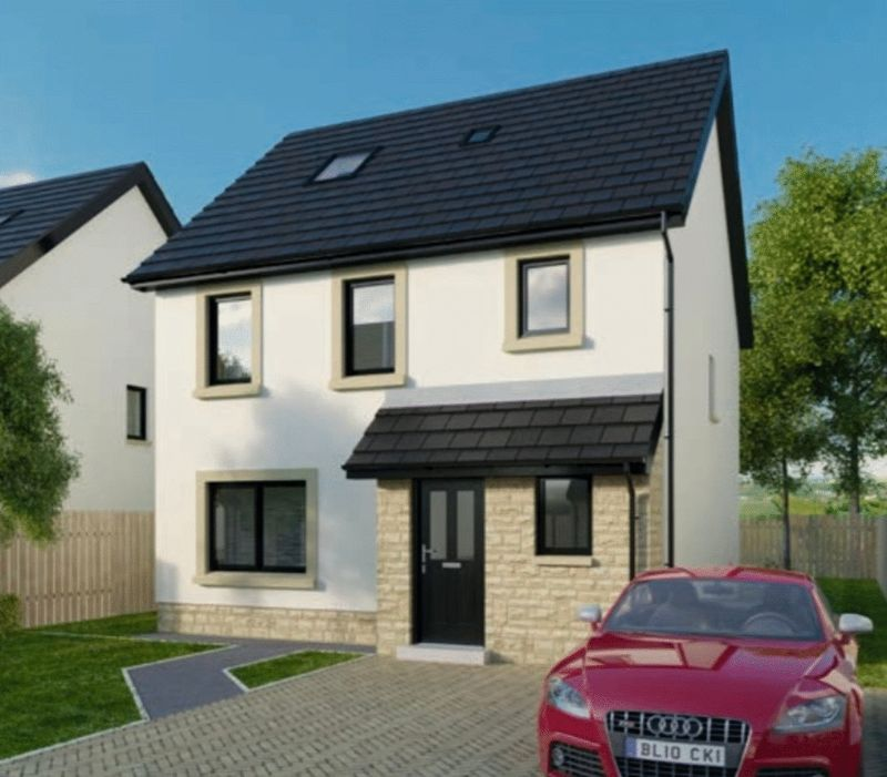 4 Bedrooms Detached House for sale in Bowfield Hall, Bowfield Road, West Kilbride