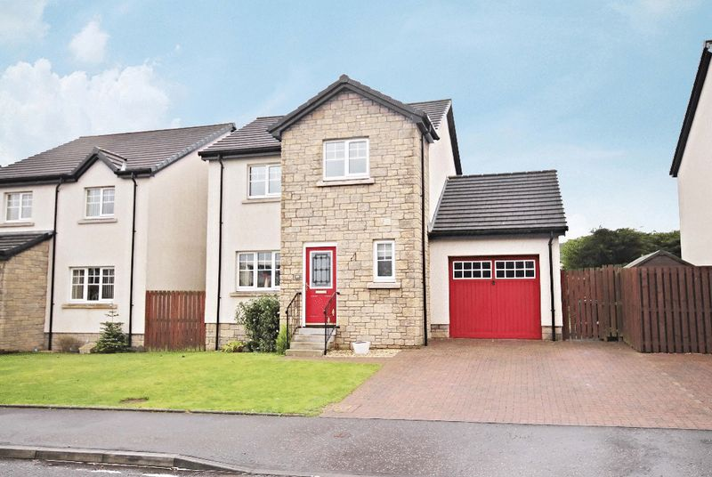3 Bedrooms Detached House for sale in Craufurd Drive, Ayr